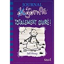 """Afficher """"Journal d'un dégonflé n° 13<br /> Totalement givré !"""""""