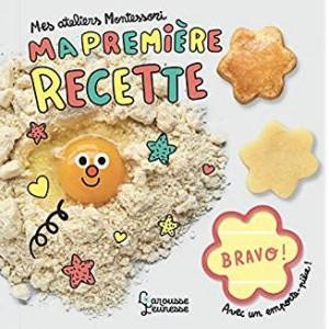 """Afficher """"Ma toute première recette"""""""