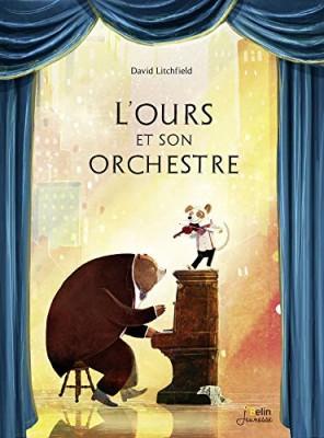 vignette de 'L'ours et son orchestre (David Litchfield)'