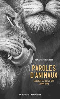 """Afficher """"Paroles d'animaux"""""""