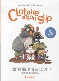 """Afficher """"Clotaire et son slip n° 3 Clotaire et son slip ont cru apercevoir un gros yéti ! (et font pas trop les malins)"""""""