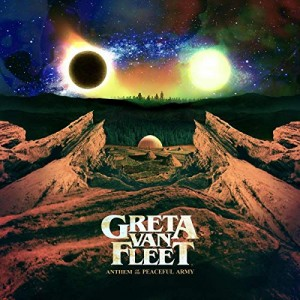 vignette de 'Anthem of the peaceful army (Greta Van Fleet)'