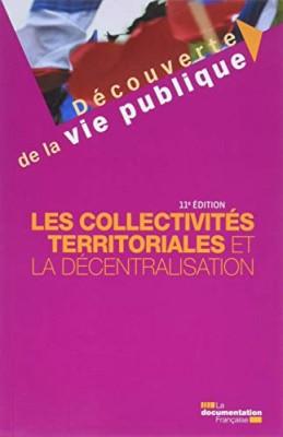"""Afficher """"Les collectivités territoriales et la décentralisation"""""""