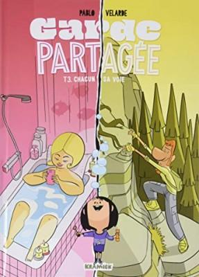 """Afficher """"Garde partagée n° 03 Chacun sa voie"""""""