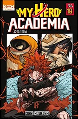"""Afficher """"My hero academia."""""""