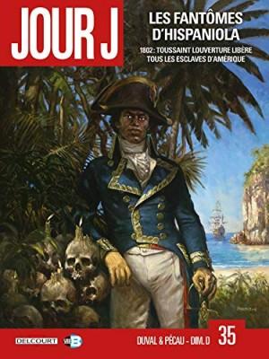 """Afficher """"Jour J n° 35 Les Fantômes d'Hispaniola"""""""