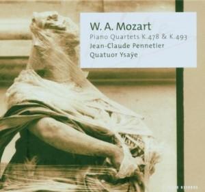 "Afficher ""Quatuor avec piano, KV 478, sol mineur"""