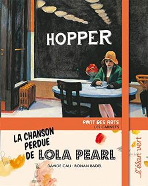 vignette de 'La chanson perdue de Lola Pearl (Davide Cali)'