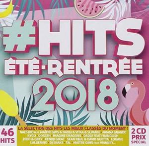 """Afficher """"Hits été rentrée 2018"""""""