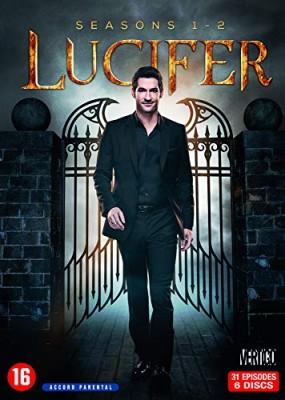 """Afficher """"Lucifer, saisons 1 et 2"""""""