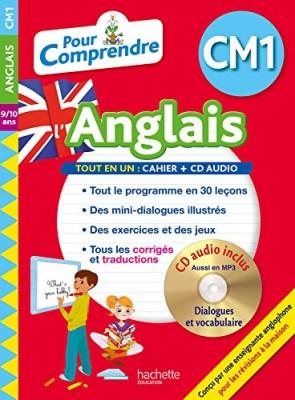 """Afficher """"Pour comprendre l'Anglais CM1"""""""