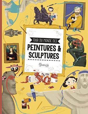 """Afficher """"Tour du monde des peintures & sculptures célèbres"""""""