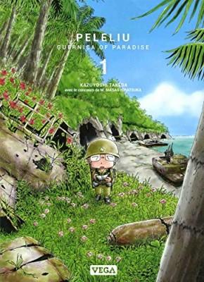 vignette de 'Peleliu : Guernica of paradise n° 1<br /> Peleliu (Kazuyoshi Takeda)'