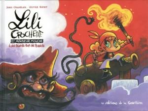 """Afficher """"Lili Crochette et Monsieur Mouche n° 4 Nuit blanche pour une revanche"""""""