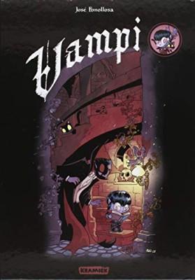vignette de 'Vampi n° 1<br /> Vampi, 1 (José Miguel Fonollosa)'