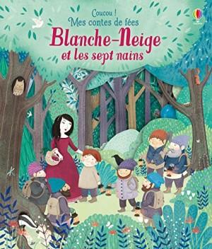 """Afficher """"Coucou ! Mes contes de fées Blanche-Neige et les sept nains"""""""