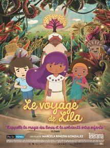 """Afficher """"Le voyage de Lila"""""""