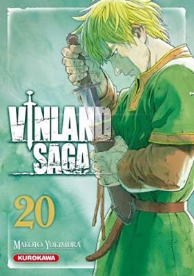 Vinland Saga n° 20<br /> Vinland Saga 20