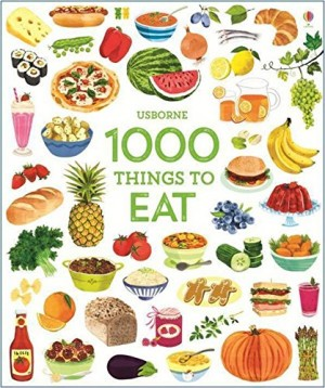 "Afficher ""1000 things to eat"""
