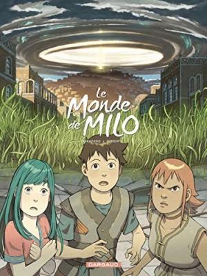 """Afficher """"Le Monde de Milo - série en cours n° 6 Le grand soleil de Shardaaz : 2"""""""