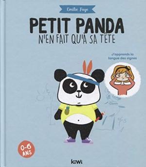 """Afficher """"Petit panda n'en fait qu'à sa tête"""""""