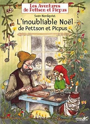 """Afficher """"Les aventures de Pettson et PicpusL'inoubliable Noël de Pettson et Picpus"""""""