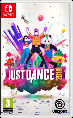 "Afficher ""Just Dance 2019"""