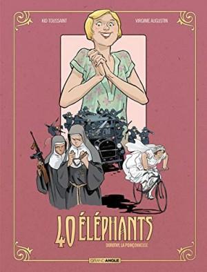 """Afficher """"40 éléphants n° 3 Dorothy, la poinçonneuse"""""""