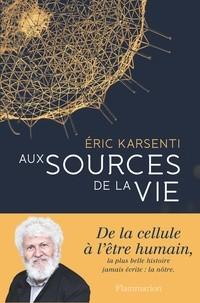 """Afficher """"Aux sources de la vie"""""""