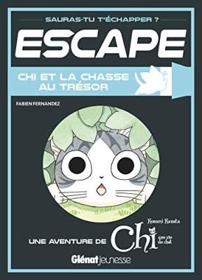 """Afficher """"Escape ! Chi et la chasse au trésor"""""""