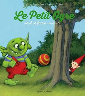 """Afficher """"Le petit ogre veut se faire un ami"""""""