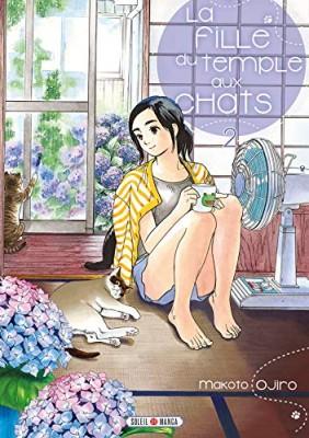 """Afficher """"La fille du temple aux chats n° 2 La fille du temple aux chats, 2"""""""
