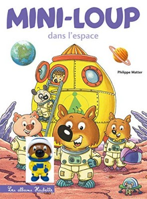 "Afficher ""Mini-Loup n° 29 Mini-Loup dans l'espace"""