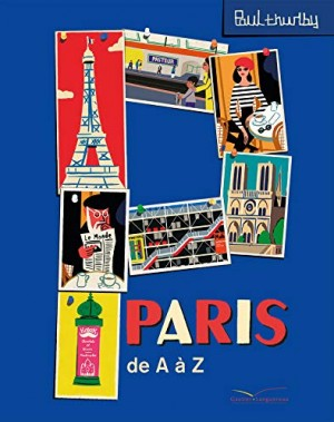 "Afficher ""Paris de A à Z"""