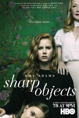 vignette de 'Sharp objects (Jean-Marc Vallee)'
