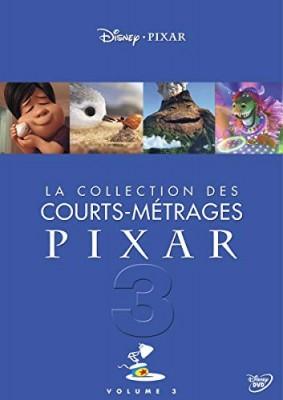 """Afficher """"Courts-métrages Pixar 3 DVD"""""""