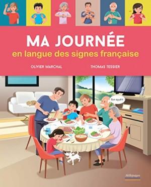 """Afficher """"Ma journée en langue des signes française"""""""