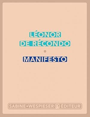 vignette de 'Manifesto (Léonor de Récondo)'