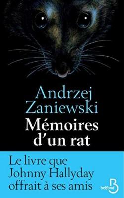 """Afficher """"Mémoires d'un rat"""""""