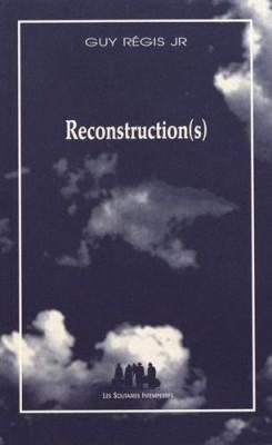 """Afficher """"Reconstruction(s)"""""""