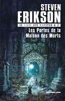 """Afficher """"Le Livre des martyrs n° 2 Les Portes de la maison des morts"""""""