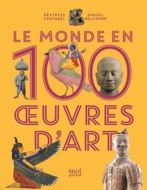 """Afficher """"Le monde en 100 oeuvres d'art"""""""