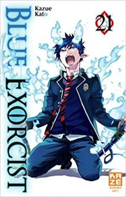 "Afficher ""Blue exorcist n° 21"""