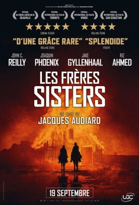 """Afficher """"Les Frères Sisters DVD"""""""