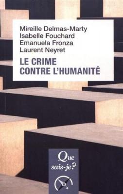 """Afficher """"Le crime contre l'humanité"""""""