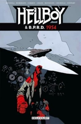 """Afficher """"Hellboy & BPRD"""""""