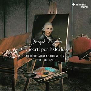 "Afficher ""Concerti per Estherhazy"""