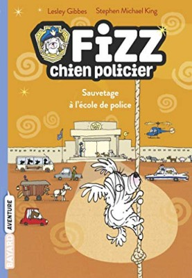 """Afficher """"Fizz chien policier n° 2 Sauvetage à l'école de police"""""""
