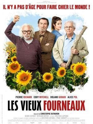 """Afficher """"Les Vieux fourneaux"""""""