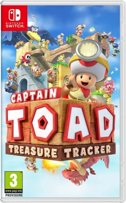 "Afficher ""CAPTAIN TOAD : Treasure tracker"""